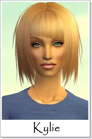 K - Adult Female Sims Index09Kylie