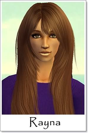 R - Adult Female Sims Index09Rayna