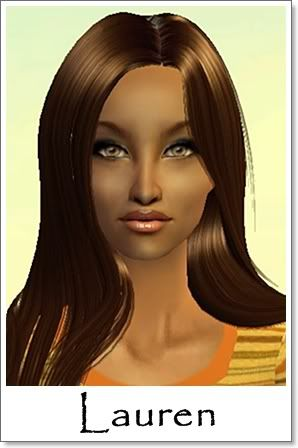 L - Adult Female Sims Index10AF135Lauren
