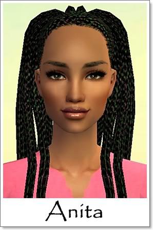 A - Adult Female Sims Index10AF136Anita
