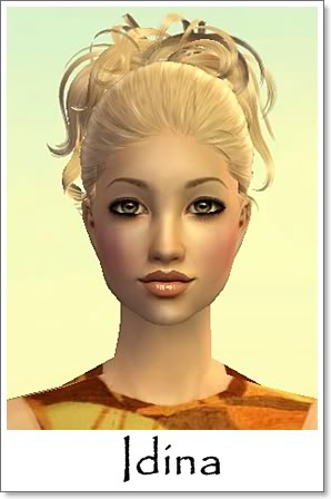 I - Adult Female Sims Index10AF162Idina