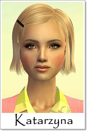 K - Adult Female Sims Index10AF165Katarzyna