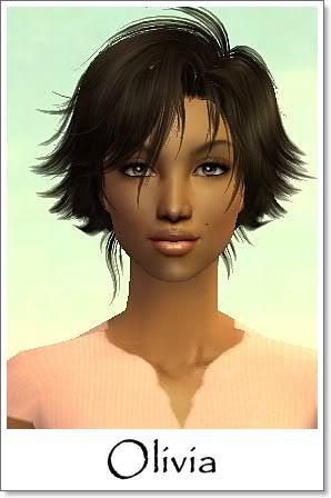 O - Adult Female Sims Index10AF17Olivia