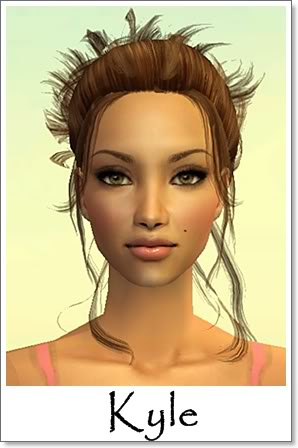 K - Adult Female Sims Index10AF181Kyle