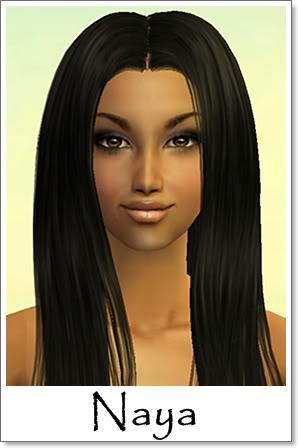 N - Adult Female Sims Index10AF190Naya