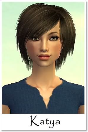 K - Adult Female Sims Index10AF19Katya