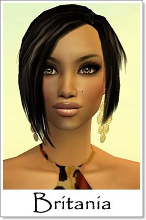 B - Adult Female Sims Index10AF204Britania