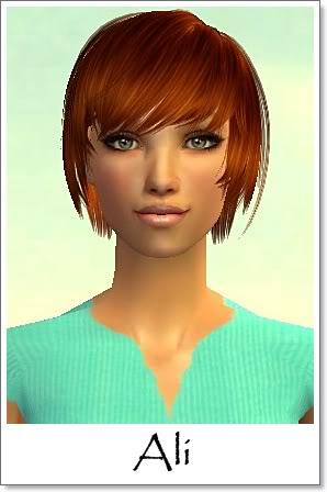 A - Adult Female Sims Index10AF20Ali