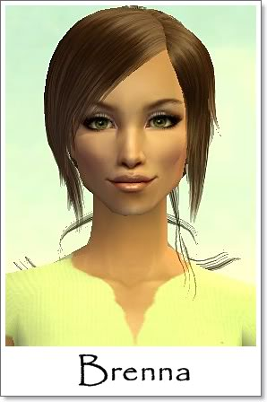 B - Adult Female Sims Index10AF21Brenna