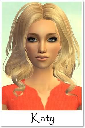 K - Adult Female Sims Index10AF22Katy