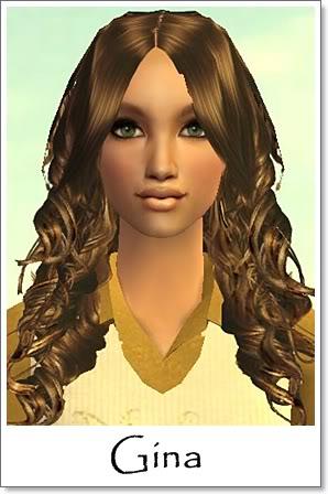 G - Adult Female Sims Index10AF24Gina-1