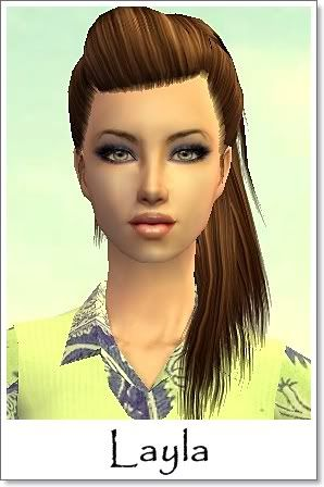 L - Adult Female Sims Index10AF26Layla