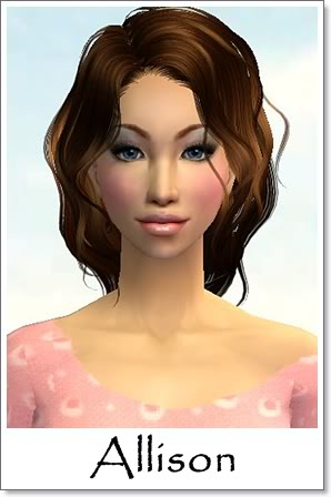 A - Adult Female Sims Index10AF37Allison