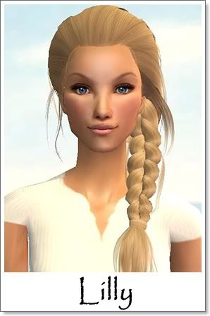 L - Adult Female Sims Index10AF46Lilly