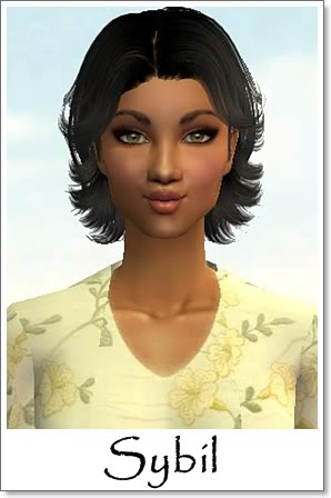 S - Adult Female Sims Index10AF47Sybil
