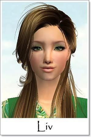 L - Adult Female Sims Index10AF48Liv