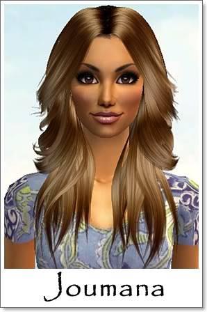 J - Adult Female Sims Index10AF51Joumana