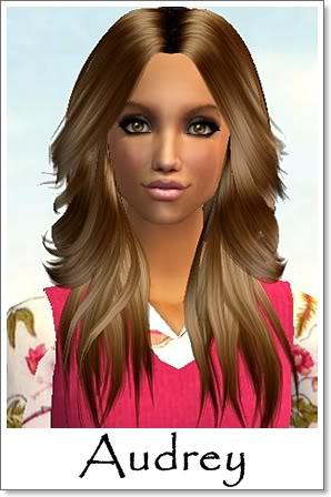 A - Adult Female Sims Index10AF56Audrey