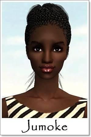J - Adult Female Sims Index10AF64Jumoke