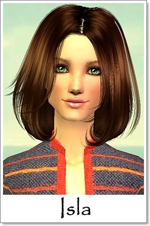 I - Adult Female Sims Index10AF90Isla