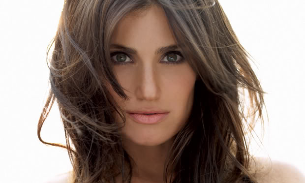 Basic's Top 100 Most Beautiful People Idina
