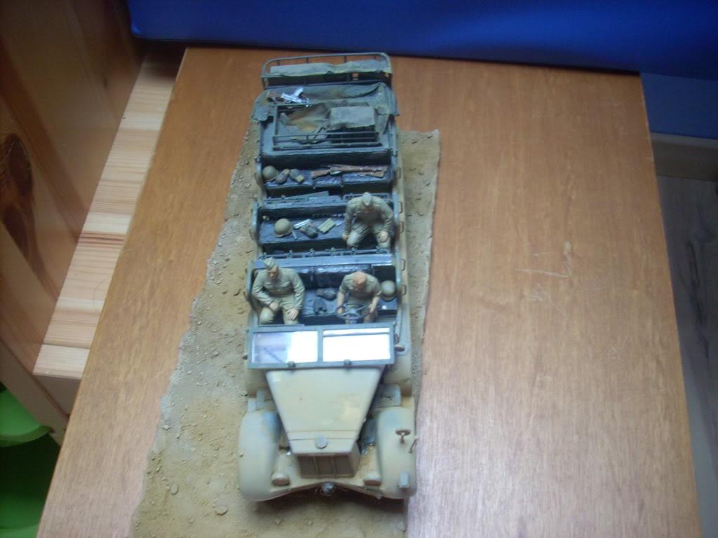 """GB """" Afrika Korps"""" 001-4"""