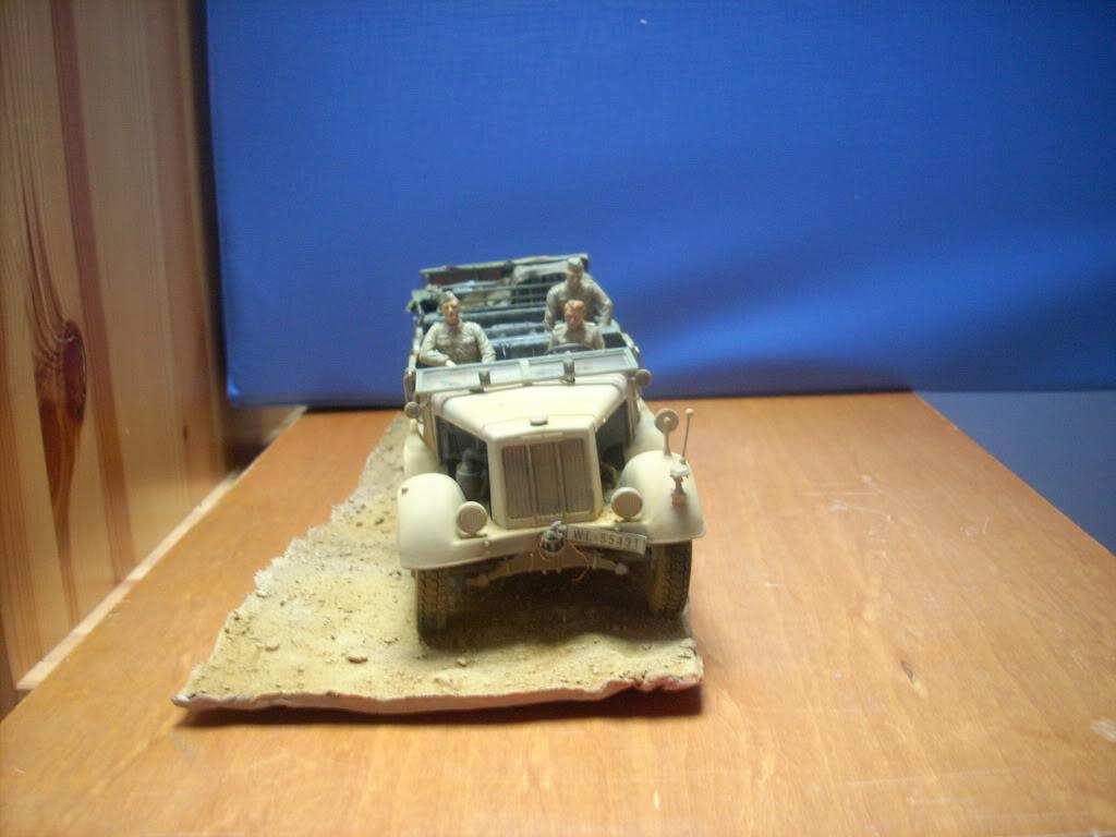 """GB """" Afrika Korps"""" 002-3"""