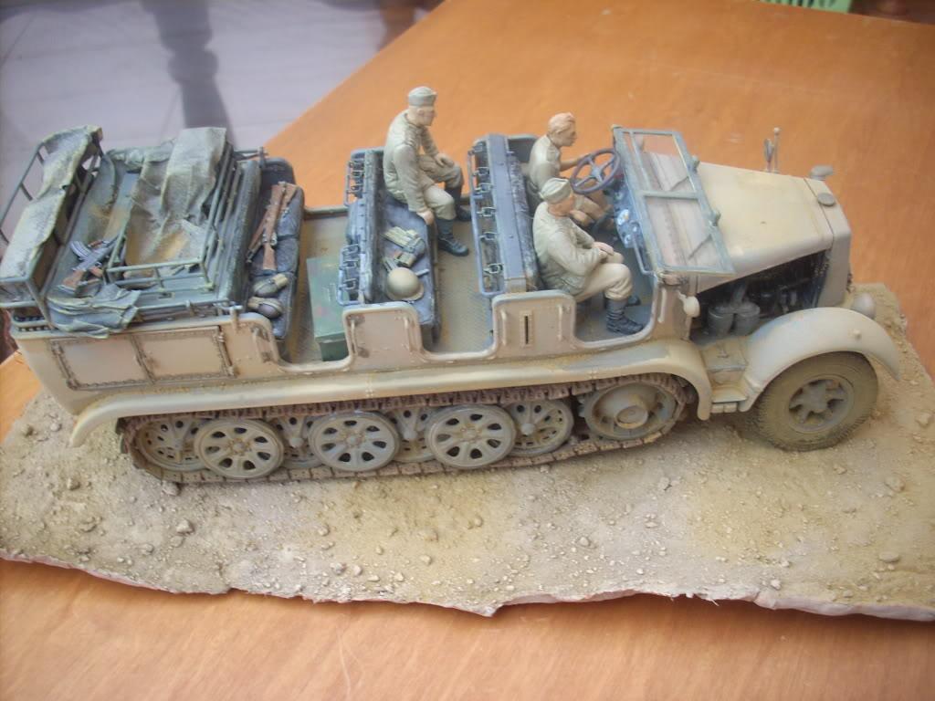 """GB """" Afrika Korps"""" 006-1"""