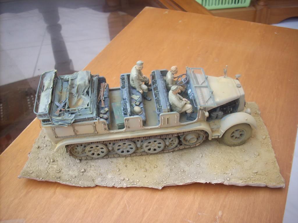 """GB """" Afrika Korps"""" 007-1"""