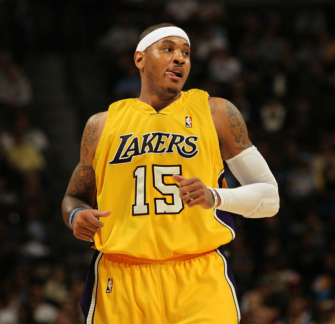 Melo to Lakers? Melo_Lakers