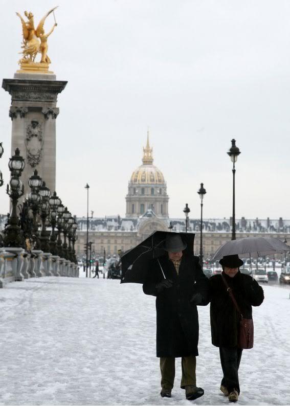 EN PARIS HASTA LA NIEVE ES CHIC Svlokvlngolflygvfejt0cy7r9fw51o1