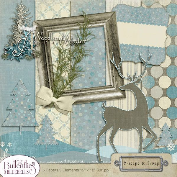 A Woodland Winter:  post your stuff here WoodlandWinter_Preview_BB_web