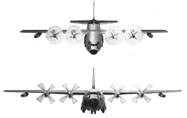 Lockheed C-130 Hercules (avión de transporte táctico medio/pesado USA) C130STOL_zps22a532af