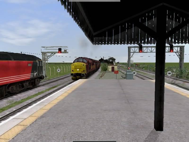 The Low Gate Line. RailWorksProc2010-01-2413-55-02-54