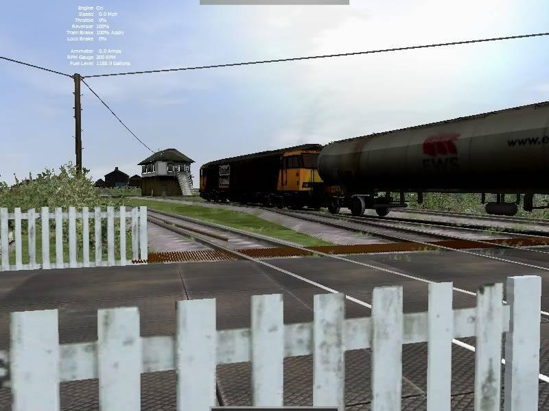 The Low Gate Line. RailWorksProc2010-01-2414-01-47-14