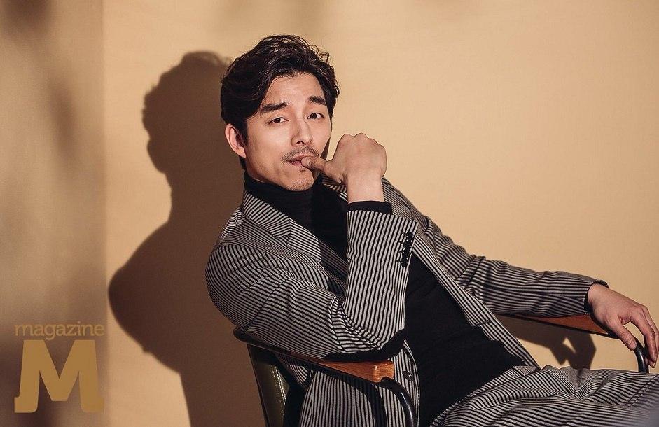 Кон Ю / Gong Yoo ♥ We love Ю - Страница 17 79a215bca8fea8b228eec85c1efed91e