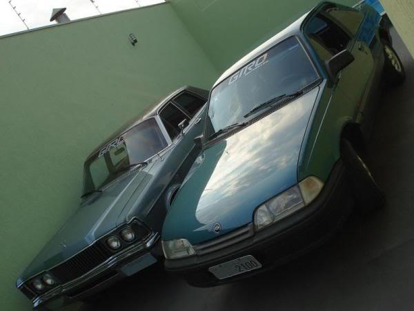 """Quando conhecemos o """"Joe's used cars"""" da vida real...  / Fastback's biography DSC00790-1"""