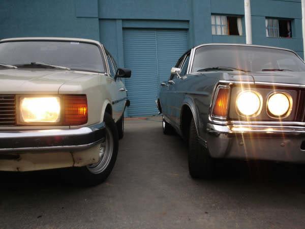 """Quando conhecemos o """"Joe's used cars"""" da vida real...  / Fastback's biography DSC01466"""