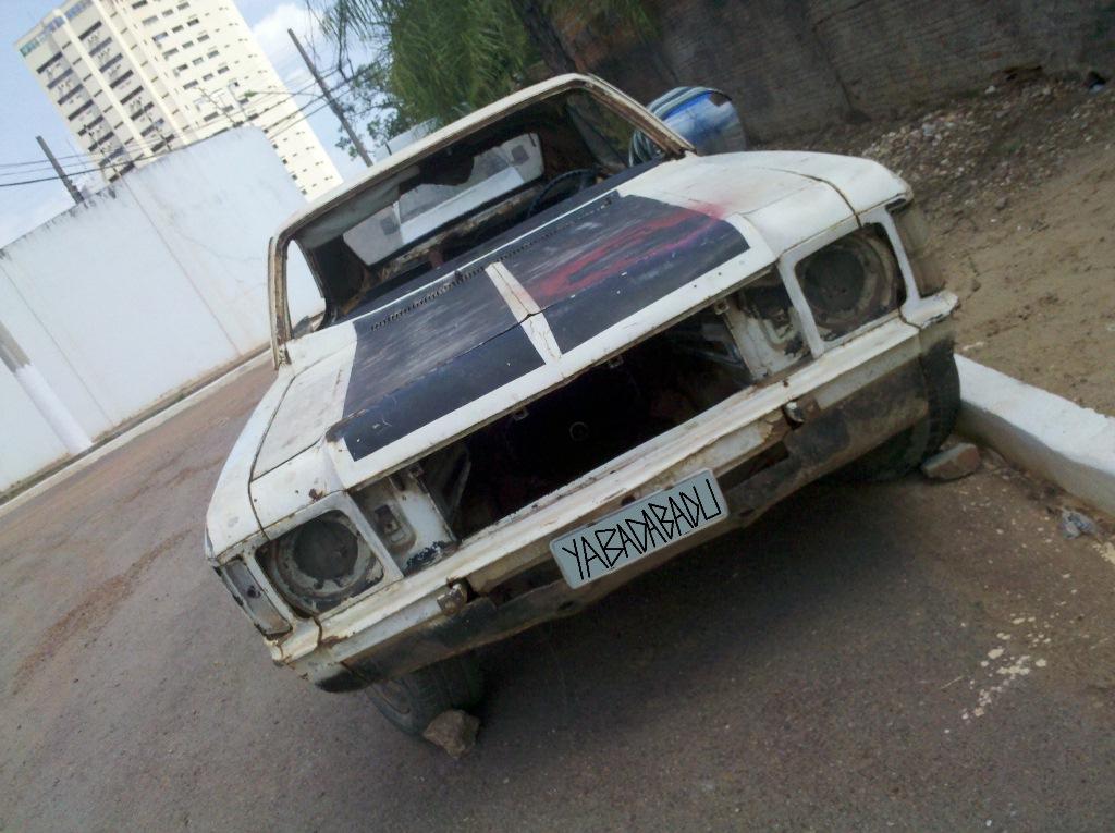 """Quando conhecemos o """"Joe's used cars"""" da vida real...  / Fastback's biography IMG_20131016_132824-yaba"""