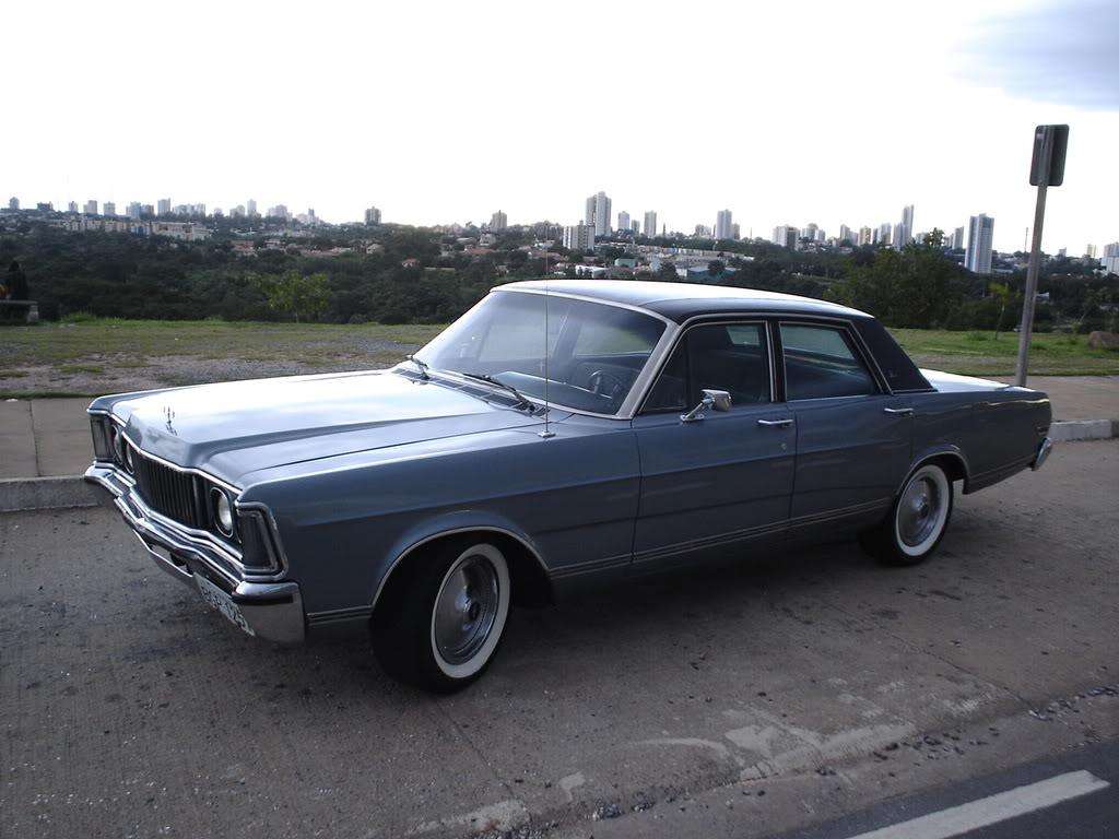 """Quando conhecemos o """"Joe's used cars"""" da vida real...  / Fastback's biography DSC02112"""