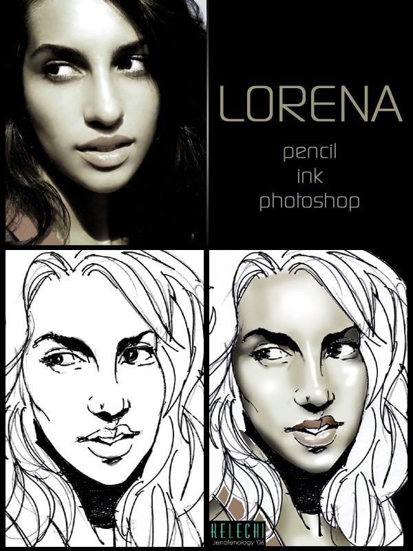 [Galerie] Nomalez...son arme? un crayon a papier...^^...dsl! - Page 8 Lorenaad