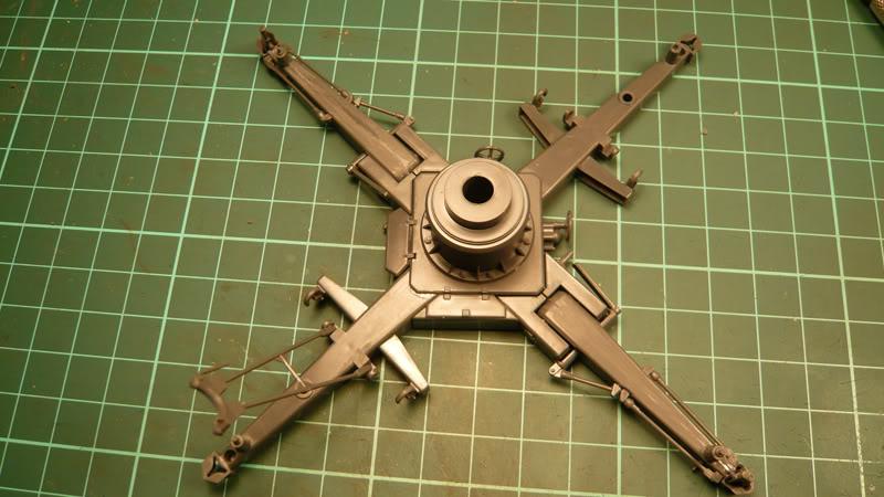 88mm Gun Flak 37 - [TAMIYA  1:35] - 10/03/09 - mise en place et Diorama... Flack_37010