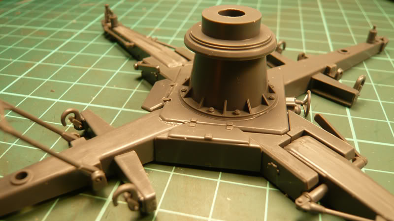 88mm Gun Flak 37 - [TAMIYA  1:35] - 10/03/09 - mise en place et Diorama... Flack_37011