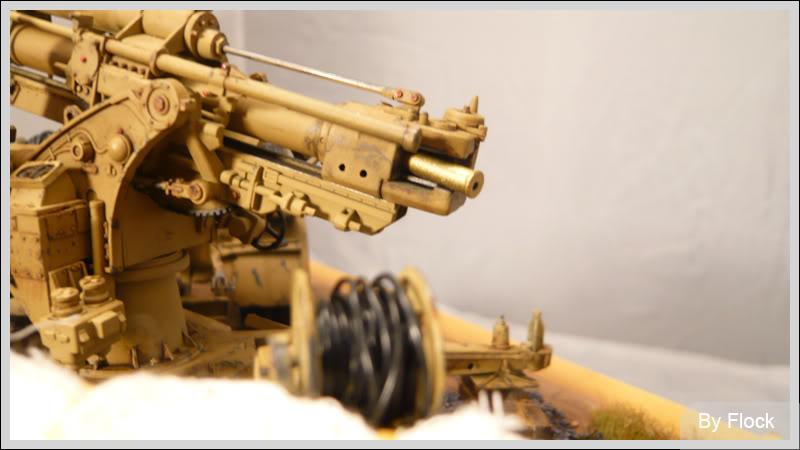 88mm Gun Flak 37 - [TAMIYA  1:35] - 10/03/09 - mise en place et Diorama... Diorama_01018