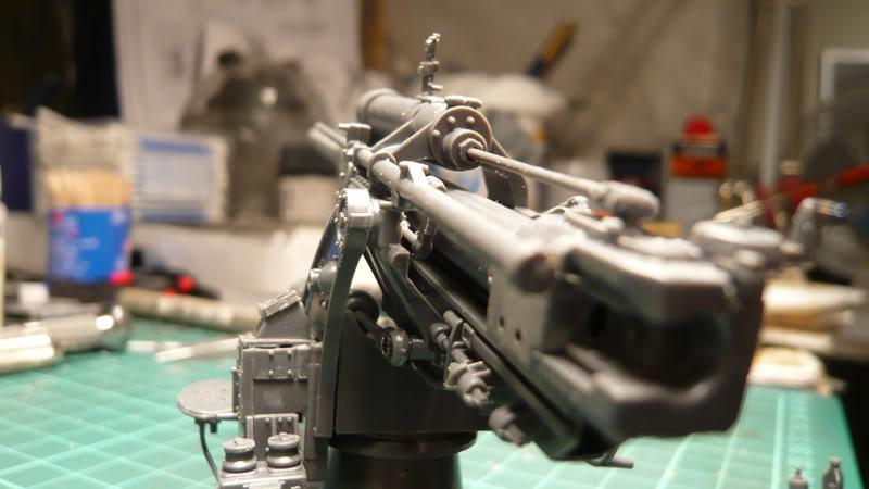 88mm Gun Flak 37 - [TAMIYA  1:35] - 10/03/09 - mise en place et Diorama... Flak_37_02007