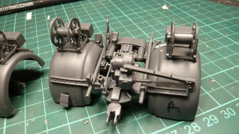 88mm Gun Flak 37 - [TAMIYA  1:35] - 10/03/09 - mise en place et Diorama... Flak_37_02009