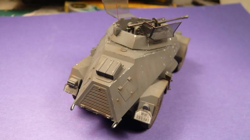SDKFZ 222 Armoured car   [Tamiya/ICM 1:48 ] Sdkfz_222005