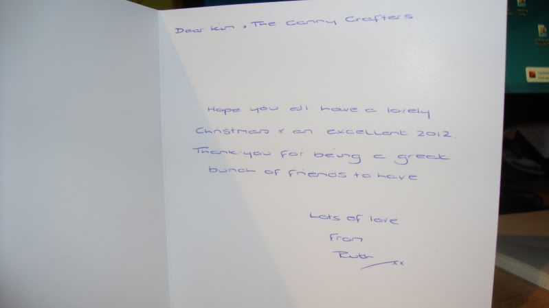 ruths card to the forum crew... 757961ea