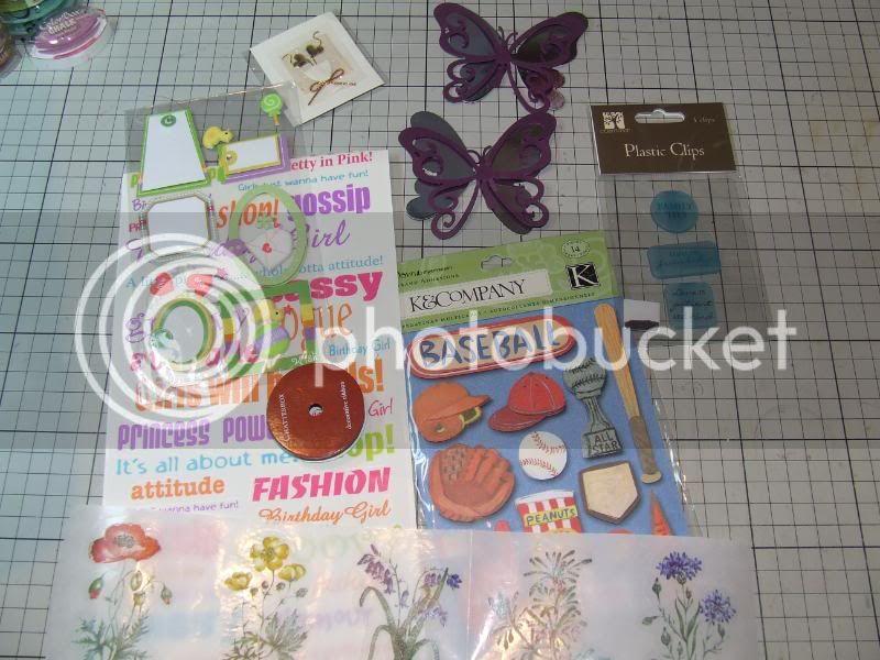 my challenge items from richard DSCF3515