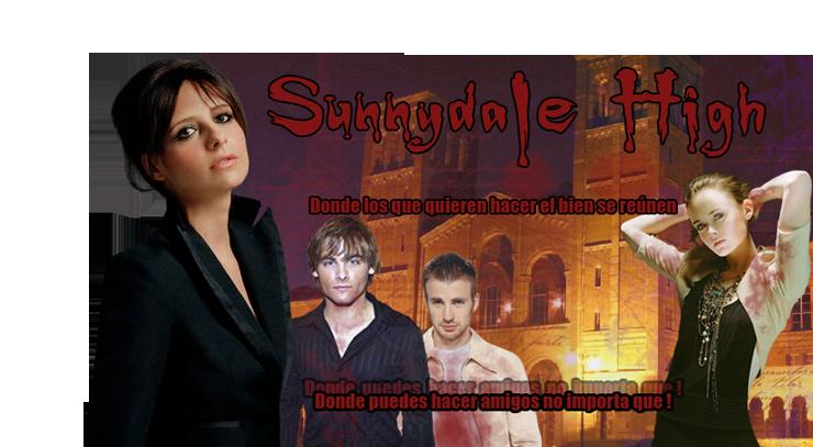 Vampiros, Hombres lobo, Cazadoras y Más en Sunnydale High School SHSPROPAGANDA2